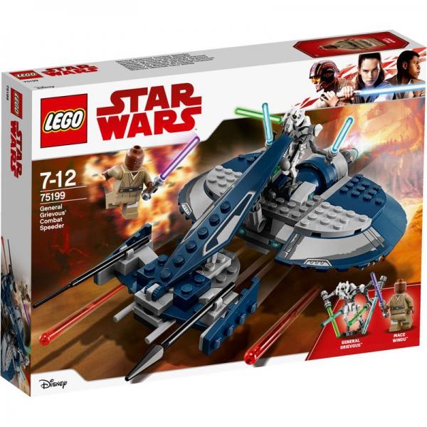 LEGO Star Wars 75199 - General Grievous Combat Speeder