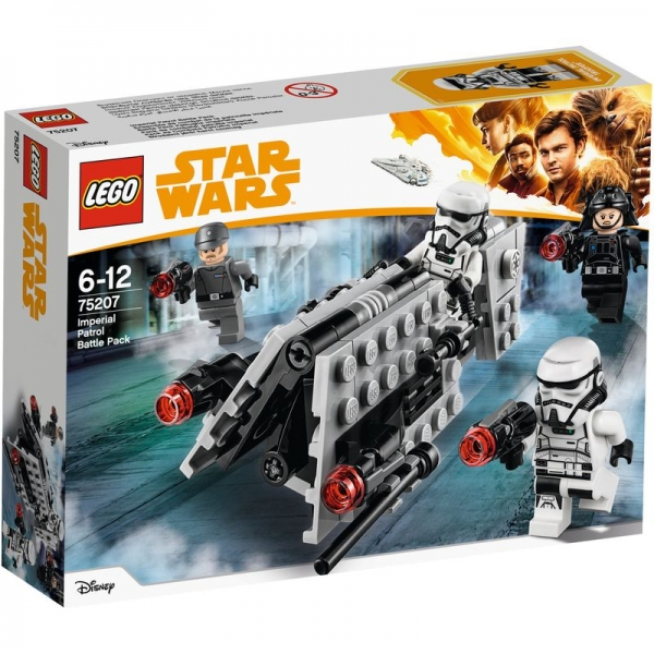 LEGO Star Wars 75207 - Imperial Patrol Battle Pack