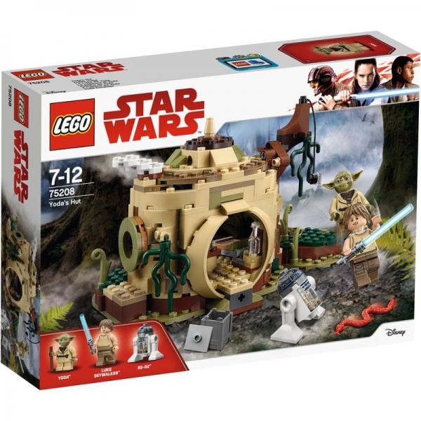 LEGO Star Wars 75208 - Yodas Hütte