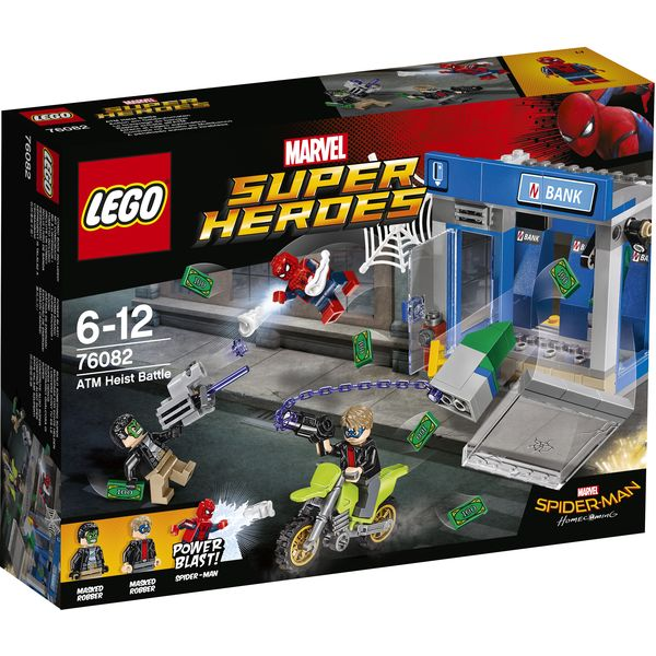 LEGO Marvel Super Heroes 76082 - Action am Geldautomaten
