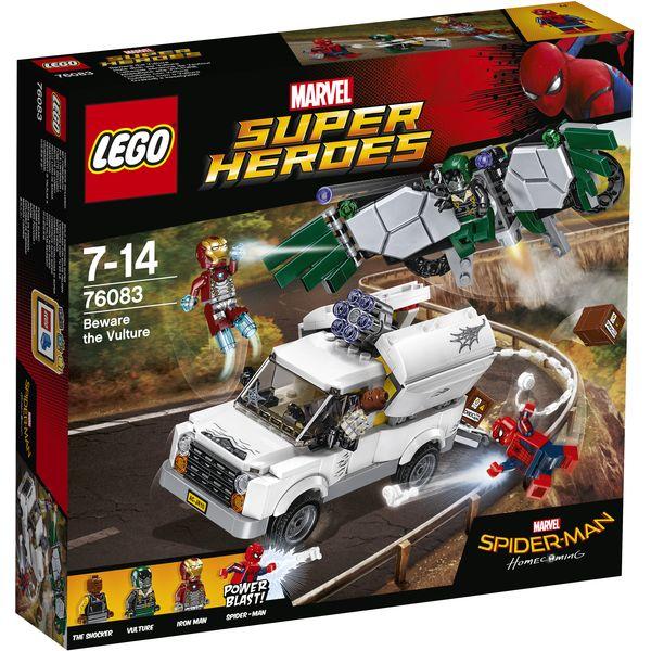 LEGO Marvel Super Heroes 76083 - Hüte dich vor Vulture