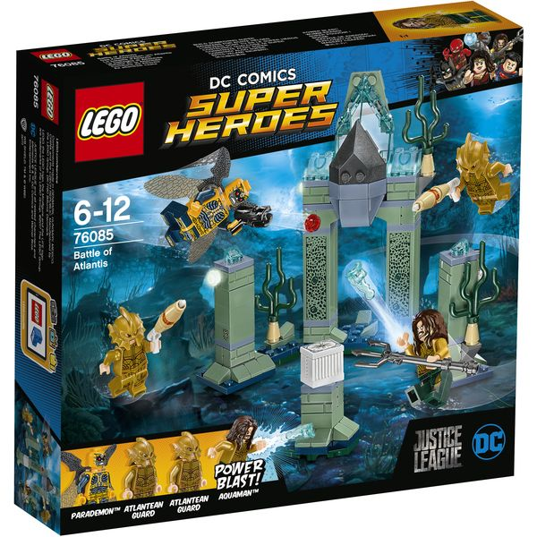 LEGO DC Universe Super Heroes 76085 - Das Kräftemessen um Atlantis