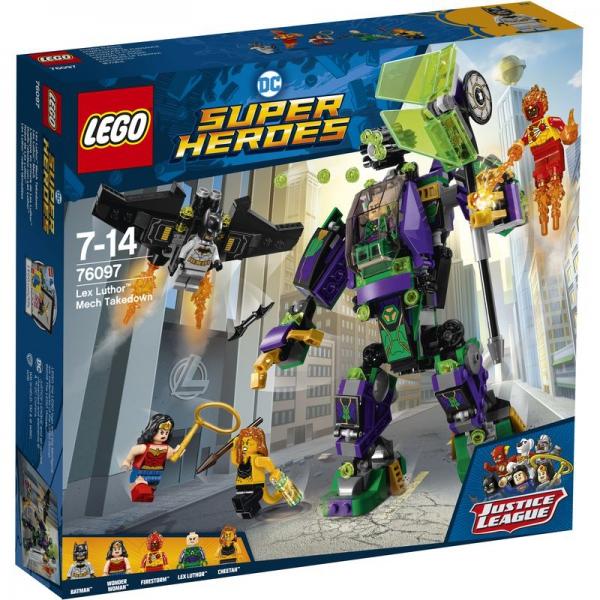 LEGO DC Universe Super Heroes 76097 - Lex Luthor Mech