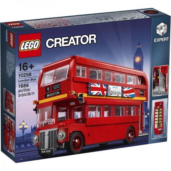 LEGO 10258 Londonbus