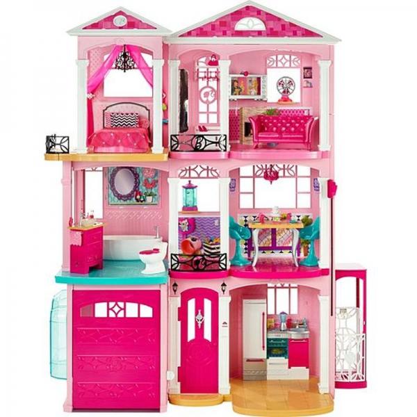 Mattel Barbie FFY84 - Traumvilla