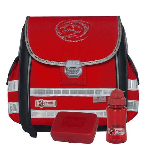 McNeill ERGO Light 3000, 3tlg. CHIP rot + gratis Tuschkasten