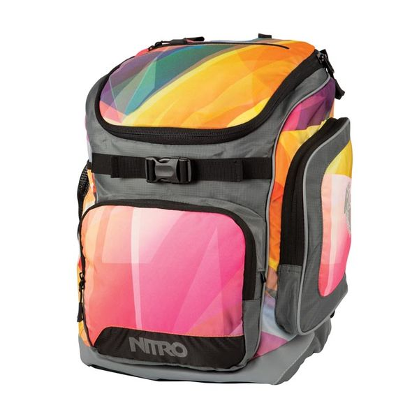Nitro Bandit Pack Abstract, Rucksack