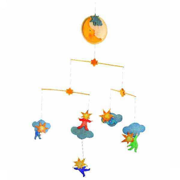 Ostheimer Mobile kleine Sterne