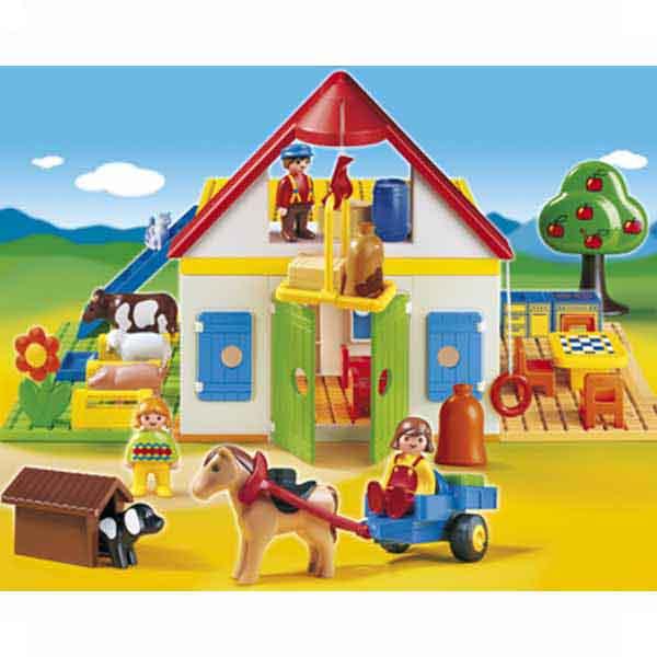 Playmobil ® Mein großer Bauernhof