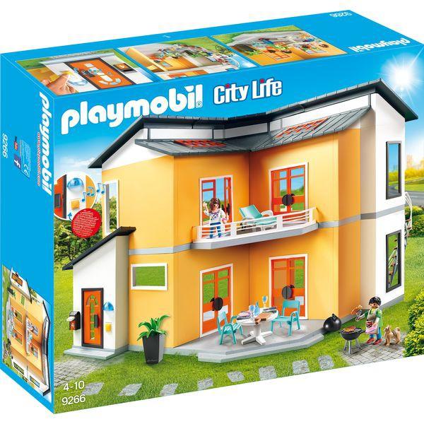 PLAYMOBIL® 9266 - Modernes Wohnhaus