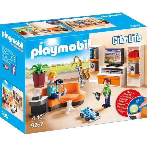 PLAYMOBIL® 9267 - Wohnzimmer