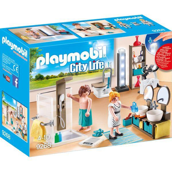 PLAYMOBIL® 9268 - Badezimmer