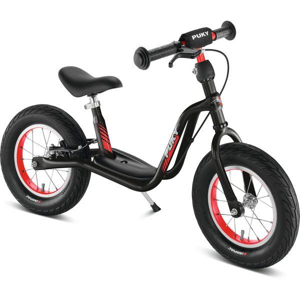 Puky 4068 LR XL Laufrad XL mit Luftbereifung und Speichenrädern, Farbe: schwarz
