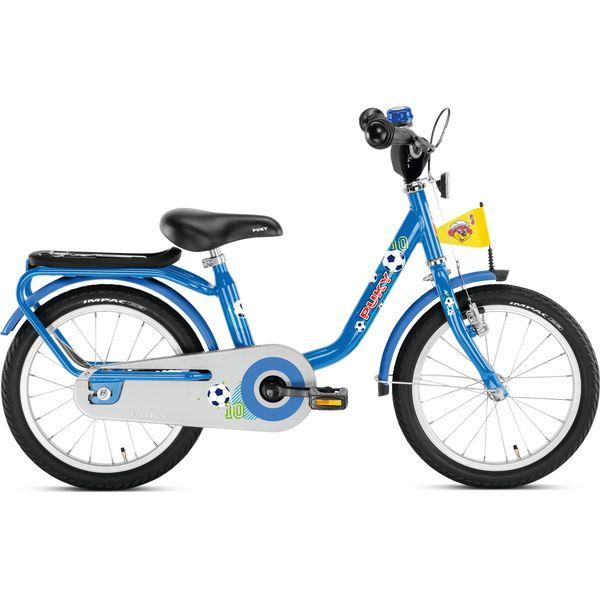 Puky 4219 Kinderfahrrad Z6, Farbe: blau (Fußball)