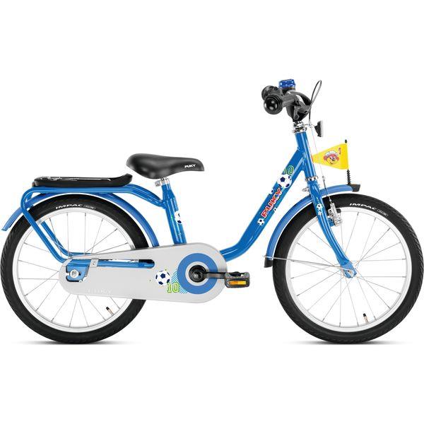 Puky 4310 Kinderfahrrad Z8, Farbe: blau (Fußball)