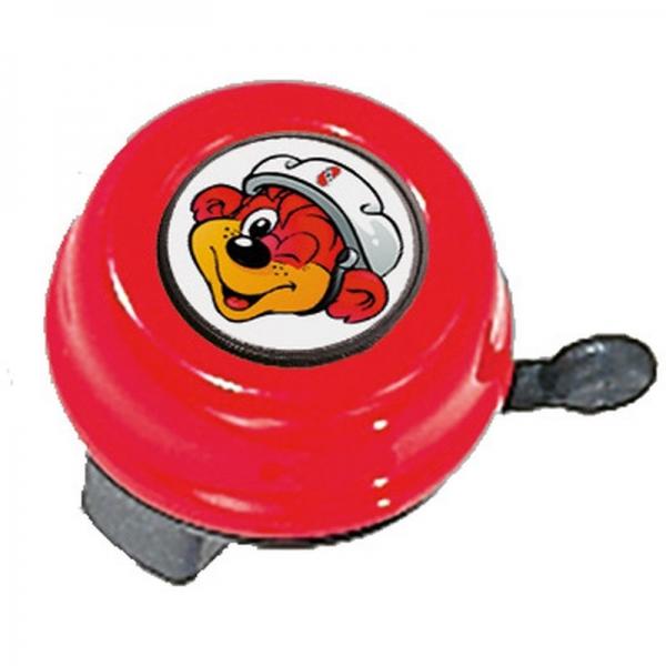 Puky 9981 Sicherheits-Glocke G 16, Farbe: rot