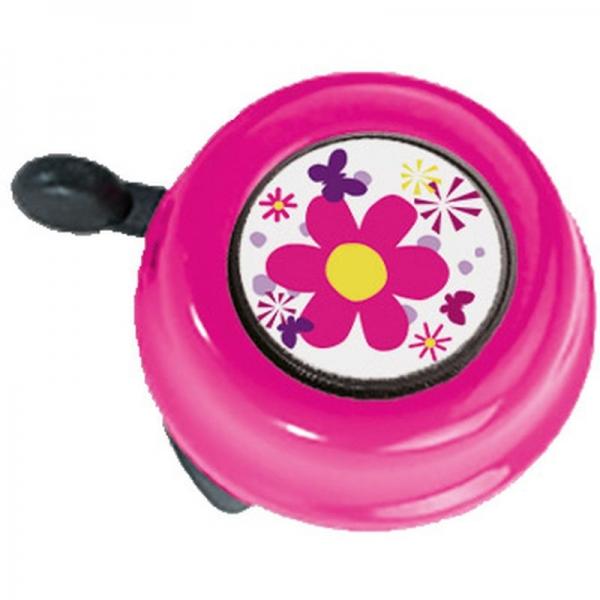 Puky 9982 Sicherheits-Glocke G 16, Farbe: pink