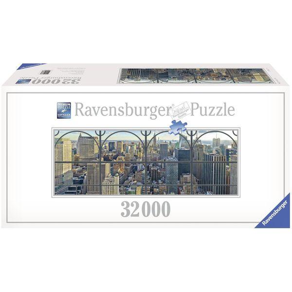 Ravensburger Puzzle 178377 New York City Window, 32000 Teile