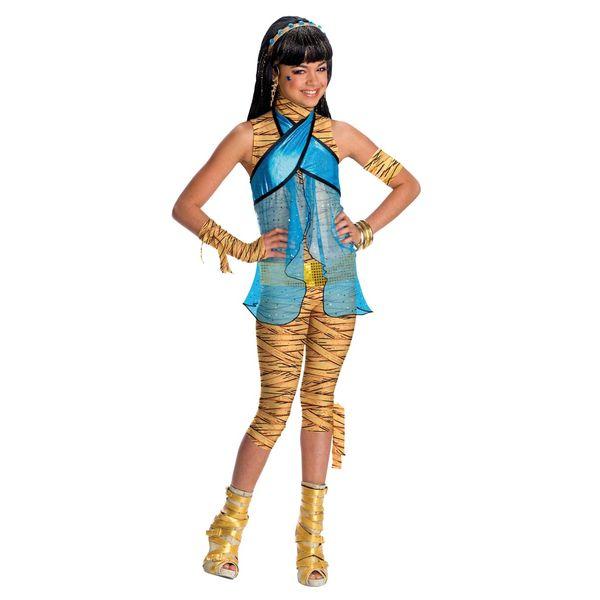 MONSTER HIGH Cleo de Nile Kostüm Größe L