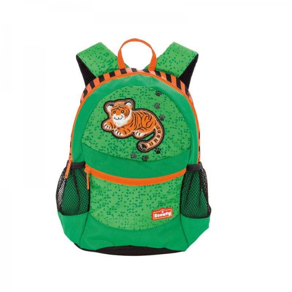 SCOUTY Rucksack Tiger