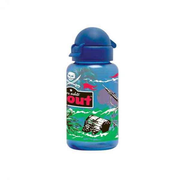 Scout Trinkflasche Black John