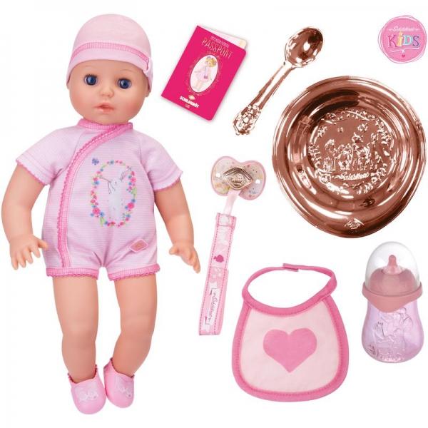 Schildkröt Kids Emilia Heartbeat, Puppe