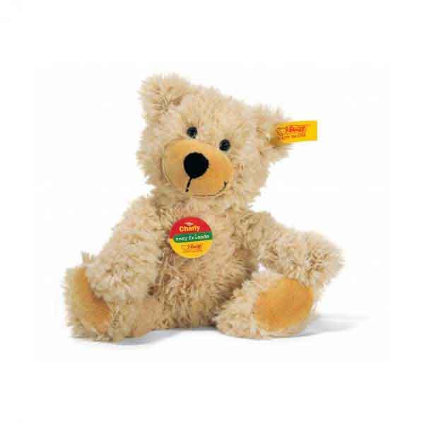 Steiff 012815 CHARLY Schlenker-Teddybär, 23 cm