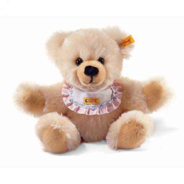 Steiff 014208 Teddybär zur Geburt, 30 cm, creme