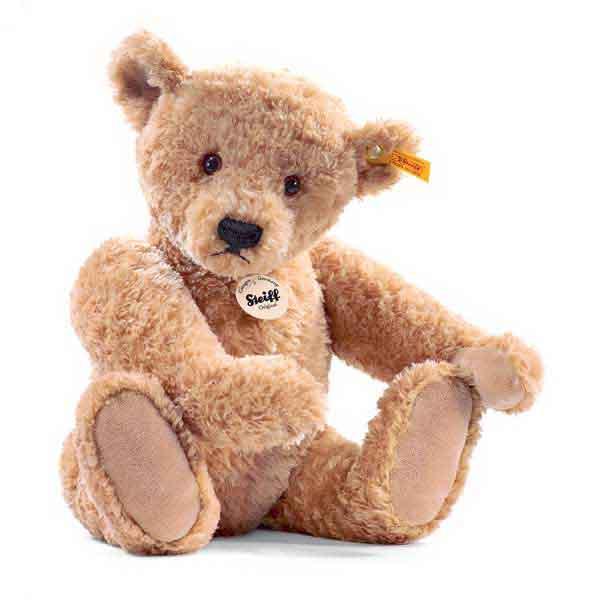 Steiff 022456 Teddybär Elmar, 32 cm, goldbraun