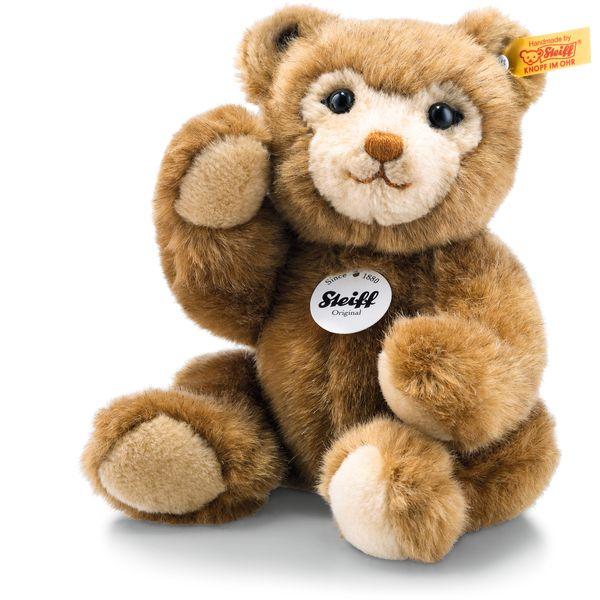 Steiff 023637 Chubble Teddybär, Plüsch, 25 cm, braun