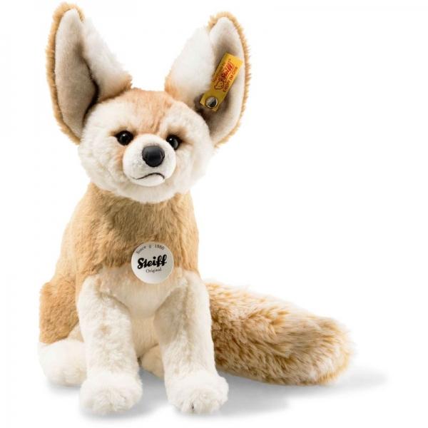 Steiff 069291 Foxy Fuchs, Plüsch, 23 cm, blond/creme