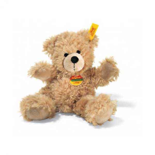 Steiff 111372 FYNN Teddybär, 18 cm