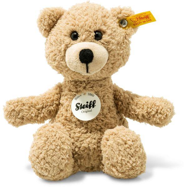 Steiff 113338 Sunny Teddybär, Plüsch, 22 cm, beige