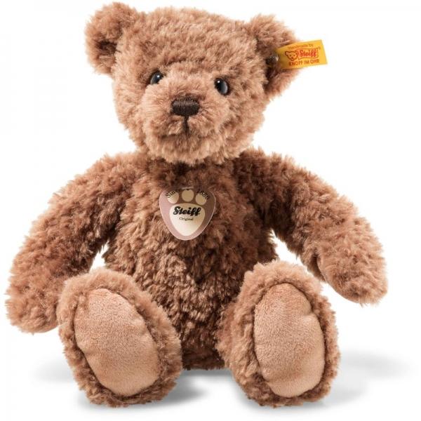 Steiff 113543 My Bearly Teddybär, Plüsch, 28 cm, braun