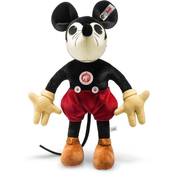 Steiff 354601 Mickey Mouse 1932, Samt, 33 cm, bunt