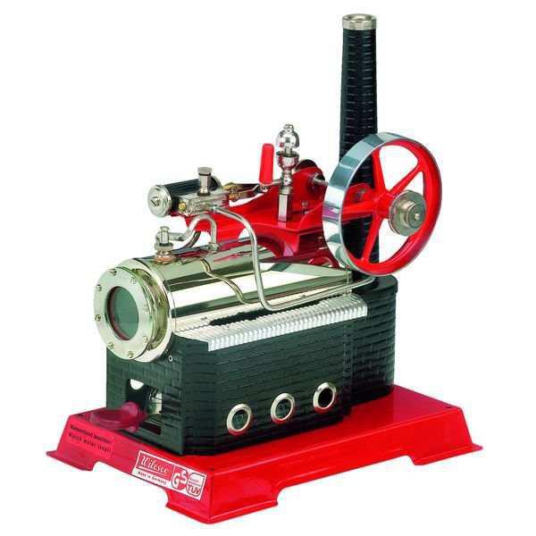 Wilesco D 14 Dampfmaschine