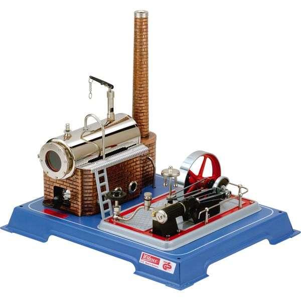 Wilesco D 16 Dampfmaschine