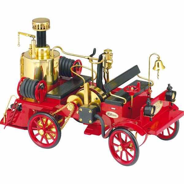 Wilesco Dampf-Feuerwehrauto D305