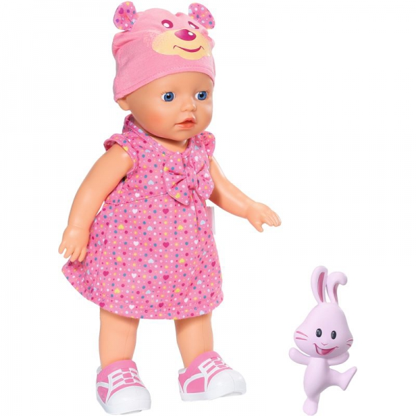 Zapf 823484 - My Little BABY born® Walks