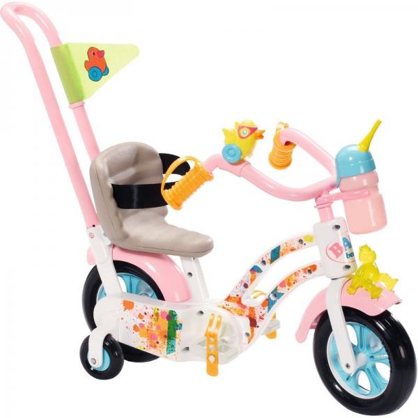 Zapf 823699 - BABY born® Play&Fun Fahrrad