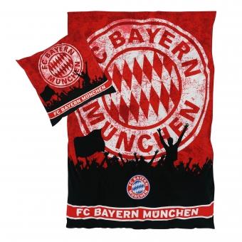 FC Bayern München Bettwäsche Südkurve