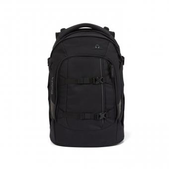 Satch Schulrucksack Black Carbon, Sat-SIN-001-CRB