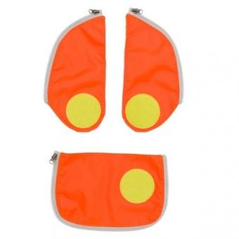 Ergobag cubo Sicherheitsset (3 Tlg.), gelb