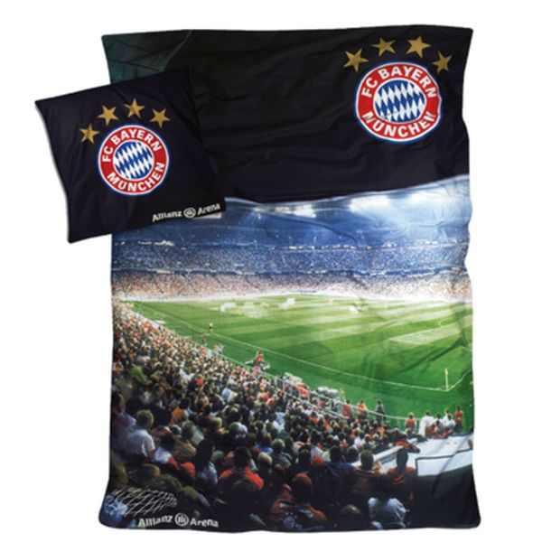 Fc Bayern München Bettwäsche Allianz Arena Bayern München Colludod
