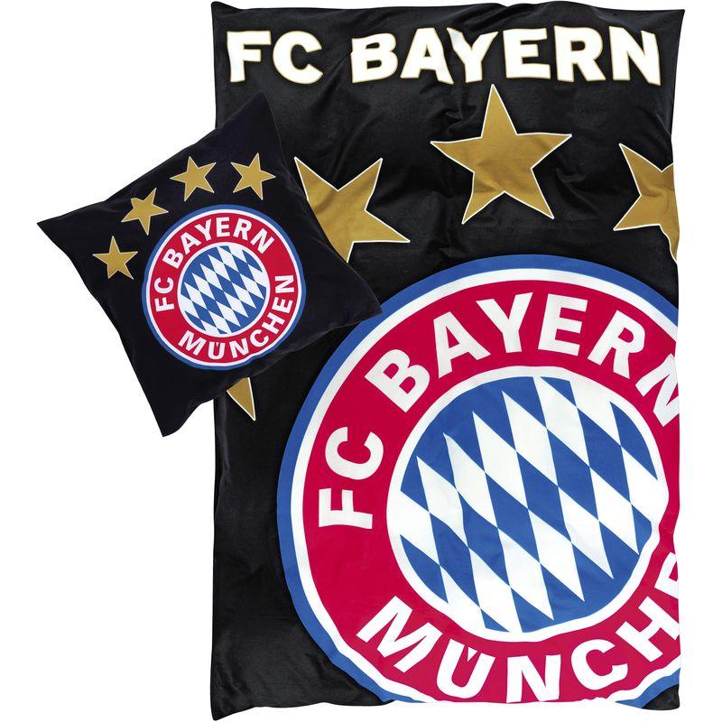 Fc Bayern München Bettwäsche Glow In The Dark Bayern München