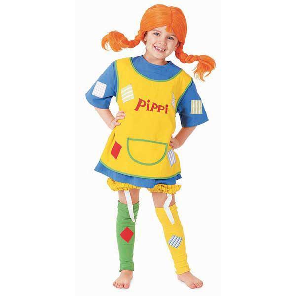 Pippi Langstrumpf Pippi Kostüm Ab 3 Jahre Pippi Langstrumpf