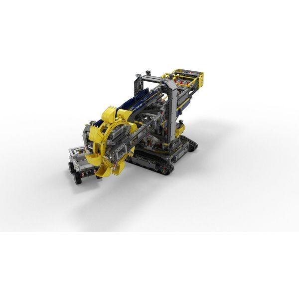 lego technic 42055 schaufelradbagger 5702015594011 ebay. Black Bedroom Furniture Sets. Home Design Ideas
