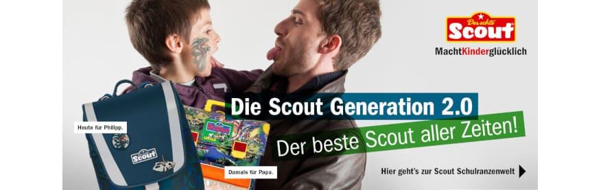 Scout Generation 2.0