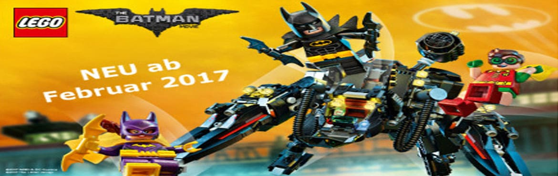 LEGO Batman Februar 2017