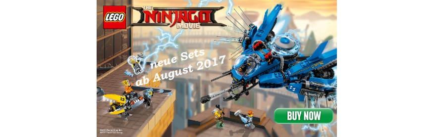 LEGO Ninjago ab August 2017